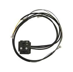 Schalterkombination mit Lichthupe für 6 und 12 Volt bei Simson S51E, S70E