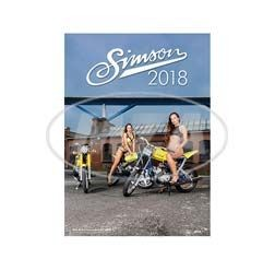 SIMSON Erotik-Kalender 2018 - Jeden Monat eine Freude