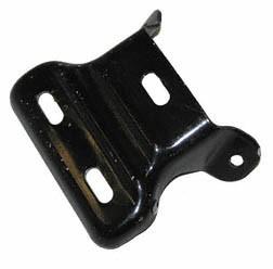 Schutzblechhalter schwarz pulverbeschichtet für Simson S50, S51, S70