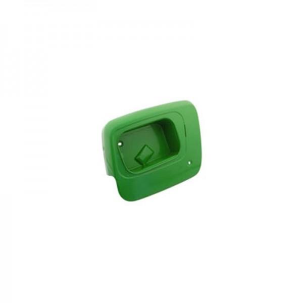 Verkleidung rechts, hellgrün lackiert - passend für TS125, TS150
