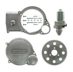 Sicherungsscheibe zum Anlasser Elektrostarter SR50 SR80 DDR