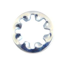 Zahnscheibe I 5,3-FSt-A4K (DIN 6797) - Innengezahnt - 5,5 x 10 - 0,6