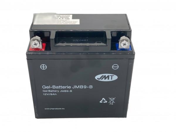 Gel Batterie 12V 9Ah für MZ ETZ250, ETZ251, ETZ301