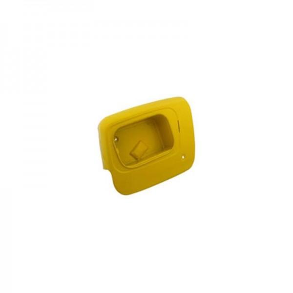 Verkleidung rechts, gelb lackiert - passend für TS125, TS150