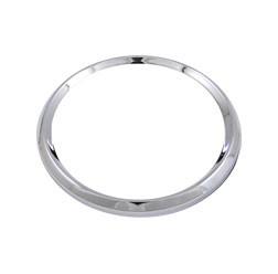 Chrom Tachoring Ø=80mm für Tachometer und Drehzahlmesser bei MZ ETZ, TS, ETS
