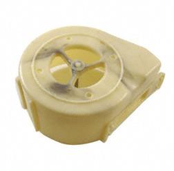 Filtergehäuse für Trockenluftfilter Kunststoff bei MZ ETZ125, ETZ150, ETZ250, ETZ251, ETZ301