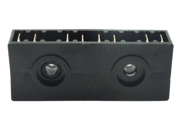 Leitungsverbinder passend für Simson SR50, SR80, S51, ETZ125, ETZ150, ETZ250, ETZ251, ETZ301