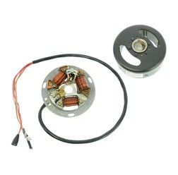 Schwunglichtprimärzünder SLPZ 8307.12/1, Unterbrecherzündung - 12V 35/35 W Bilux - SR50/1B, S51/1B