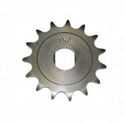 Antriebsritzel 15 Zähne für Simson KR51/2, S51, S70, SR50, SR80