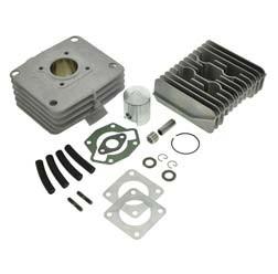 SET RESO LT60 2 Kanal 60ccm Tuningzylinder + Zylinderkopf für Simson S51, KR51/2, SR50, S53
