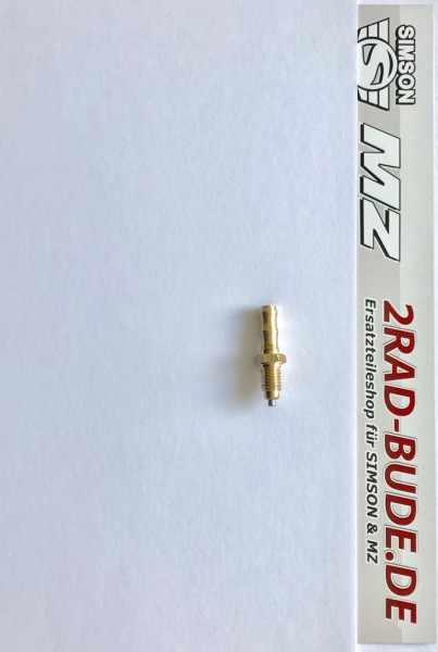 SR1 SR2 KR51 für alle DDR Vergaser SR2E Schwimmernadelventil Simson Mofa SL1