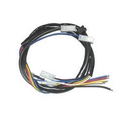 Kabelsatz 8305.2-170 - für Grundplatte Schwunglichtelektronikzünder, SLEZ - B 5 x 0,75 - m. Verschlu