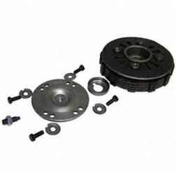 Umbauset auf S51 Kupplungspaket mit 1,6 mm Tellerfeder für Simson KR51/1, SR4-2, SR4-3, SR4-4