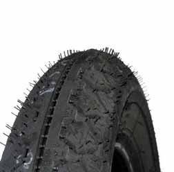 Motorrad-Reifen, 3.25 - 16 M/C, 55 P, Reinf., K36