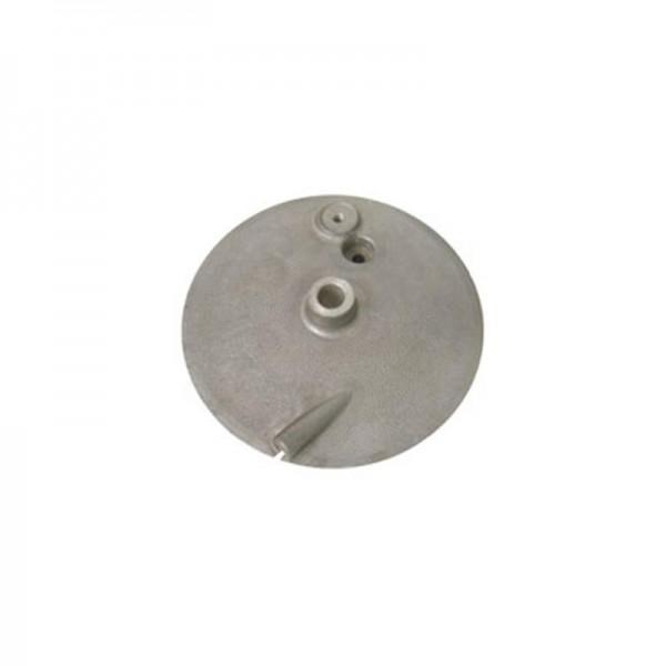 Bremsschild/ Gegenhalter (roh) (Trommelbremse, vorn) - ETZ250, ETZ251/301
