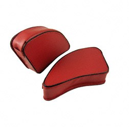 SET Packtasche links + rechts rot MZ für ES175, ES250, ES300