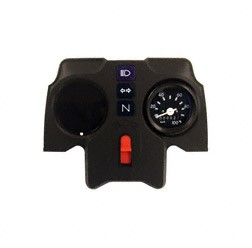 Armaturenträger mit Tachometer ø60mm