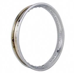 Felge 1,85x19 Stahl verchromt, Marke Radaelli, RT125/1, RT125/2
