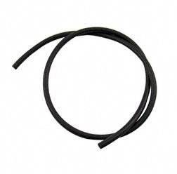 Gummischnur für Vorderteil schwarz 775 mm lang für Simson KR51/1, KR51/2