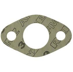 Dichtung zum Vergaserflansch - 2 mm stark, ø 25 mm pass. für AWO 425T - ( Marke: PLASTANZA / Materi