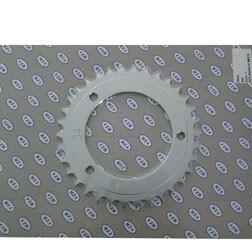 Kettenrad für Differential, Z=34, mit 3x 8mm-Bohrung