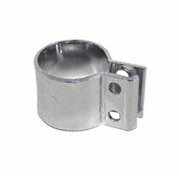 Schelle klein 45mm mit Halterung für Auspuff ES175/2, ES250/2, TS250, ETS250