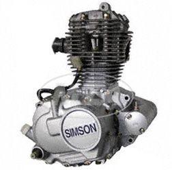 Motor Schikra CB-125 M Gebraucht aus demontierten Fahrzeugen