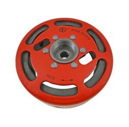 Rotor, Schwungscheibe- PLITZ - 8306.10-010 - Konus 1:10 - für 6V-Unterbrecherzündanlage SLMZ - SR1,