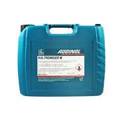ADDINOL Kaltreiniger M - wasserunlösliches Reinigungsmittel zum Reinigen und Entfetten - 20-Liter Ka