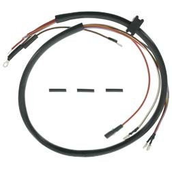 Kabelsatz Grundplatte - KR51/1, SR4-2 - für Unterbrecherzündung -