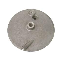 Bremsschild/ Gegenhalter (roh) (Trommelbremse, vorn) ETZ 250,251/301