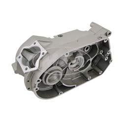 Simson Motorgehäuse M700, silbermetallic lackiert für Zylinderlaufbuchse ø 50,1 mm