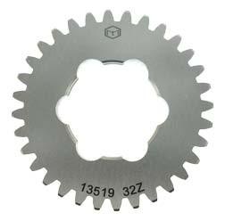Losrad 32 Z - 5. Gang f. 5-Gang Getriebe 13500