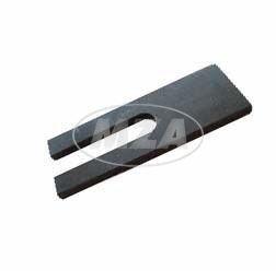 Haltegabel für Kolben EV20, verzinkt und gleitgeschliffen für Simson