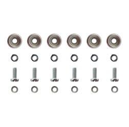 Befestigungsset für Aluminium Trittbretter bei Simson KR51/1, KR51/2