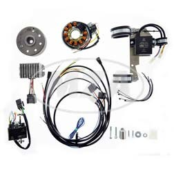 Lichtmagnetzündanlage 12V/ 150W für BMW R50/2, R50S, R50US, R60/2, R60US, R69S, R69US mit 17mm-KW