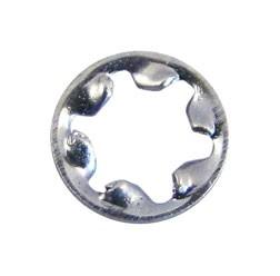 Zahnscheibe I 3,2-FSt-A4K (DIN 6797) - Innengezahnt - 3,4 x 6 - 0,4