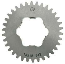 Losrad 34 Z - 4. Gang f. 5-Gang Getriebe 13500