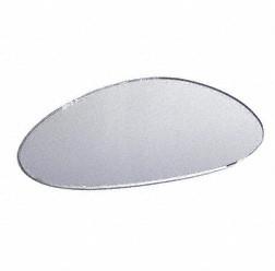 Spiegelglas links Niere rund passend für MZ, IWL