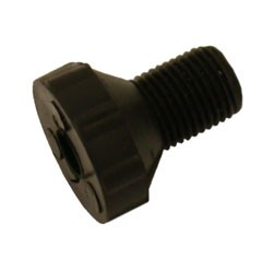 Lagerstück, schwarz - zum Lichtmaschinen-Deckel, Tachoantrieb - KR51/1, SR4-2, SR4-3, SR4-4, S50, DU