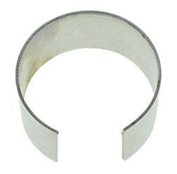 Einlegehülse für Spiegel mit Lenkerrohraußenbefestigung für ø 21 mm Lenkerrohr
