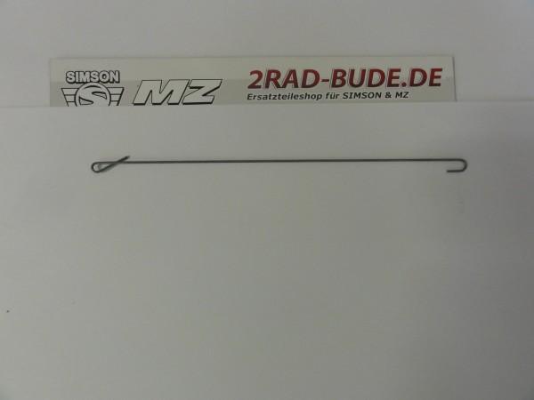 Formfeder zum Bremslichtschalter hinten bei MZ MZ ETZ 125, ETZ 150, ETZ 250, ETZ 251