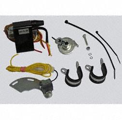 Elektronische Zündung ohne Lichtmaschine für alle ETZ - umgekehrte Polarität -