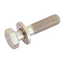 Sechskantschraube M8x35-8.8-A4C (DIN 933 Z1) - gelb chromatiert
