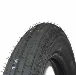 Motorrad-Reifen, 2.75 - 18 M/C, 48 P, Reinf., K39