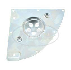 Blech Abdeckplatte zum Gehäusemittelteil für Luftfilter für Simson S50, S51, S70