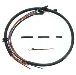 Kabelsatz für Grundplatte Schwunglichtelektronikzünder bei Simson S50, S51
