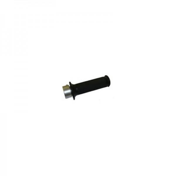 Gasdrehgriff mit Griffgummi ohne Wulst, mit Abschlusskappe - pass. für AWO 425T, 425S, RT125, MR150/
