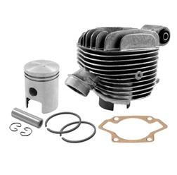 63ccm Tuning Zylinder + Zylinderkopf mit Kolben K20 Ø45mm für Simson KR51/1, SR4-2, SR4-4