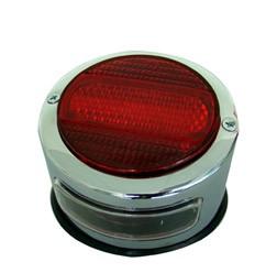 Bremsschlussleuchte verchromt - BSKL- 8522.7 - Rücklicht - passend f. MZ ES, ETS und IWL TR150